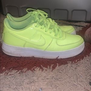 Air force 1 (green)